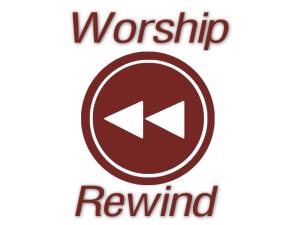 Worship Rewind 2013