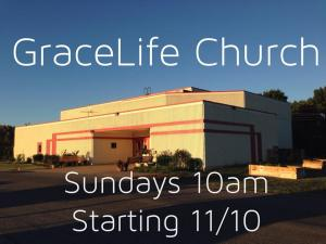 GraceLife Church move