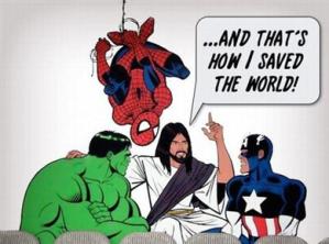 superhero-Jesus